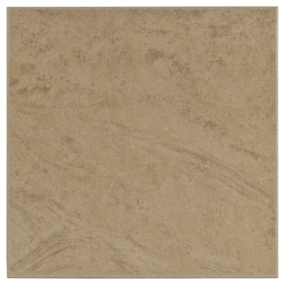 Naples Beige Porcelain Tile - 13in. x 13in. | Floor and Decor