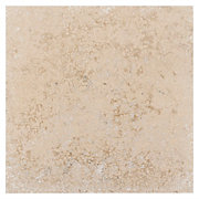 Antique Monza Honed and Filled Travertine Tile