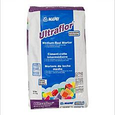 Mapei UltraFlor White Mortar 50lb Floor And Decor