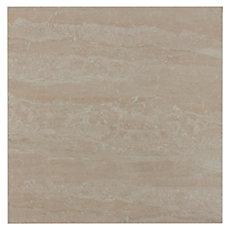 Samana Beige Polished White Body Ceramic Tile