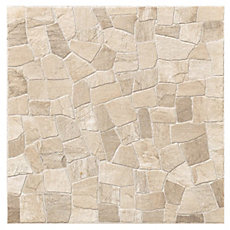 Moso Marron Brown Ceramic Tile