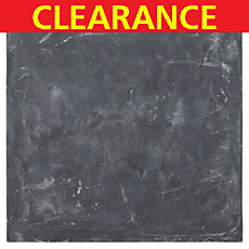 Clearance! Black Decorative Slate Tile