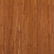 Mocha Strand Woven Solid Stranded Bamboo Floor And Decor