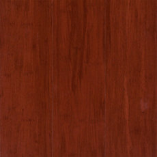 Eco Forest Cherry Solid Stranded Bamboo