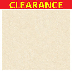 Clearance! Sandy Beach High Gloss White Body Ceramic Tile