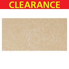 Clearance! Brush Marfil White Body Ceramic Tile