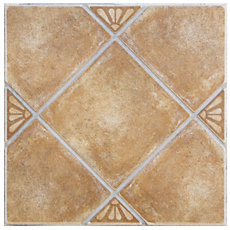 Real De Catorce Beige Ceramic Tile