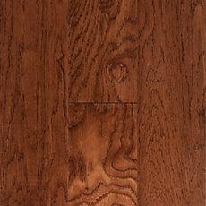 Warm Copper Oak Locking Engineered Hardwood