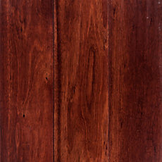 Crimson Lyptus Hand Scraped Engineered Hardwood