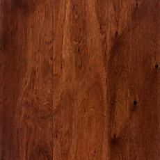 Golden Caramel Lyptus Hand Scraped Engineered Hardwood