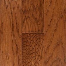 Durham Hickory Hand Scraped Engineered Hardwood