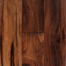 Tobacco Ridge Acacia Hand Scraped Engineered Hardwood