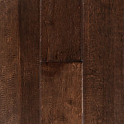 Cocoa Birch Hand Scraped Solid Hardwood 3 4in X 4 3 4in