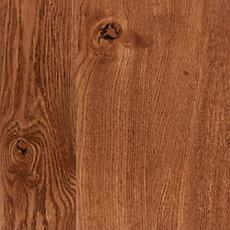 Timberclick Buckskin Oak Locking Solid Hardwood