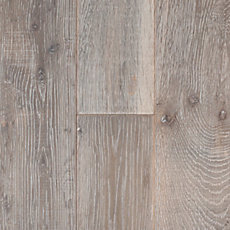 Timberclick Agate Oak Locking Solid Hardwood