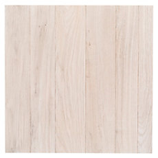 Acanto Bianco Wood Plank Porcelain Tile