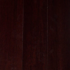 Eco Forest Dark Cherry Solid Stranded Locking Bamboo