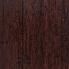 Eco Forest Palace Hand Scraped Solid Stranded Bamboo