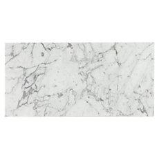 Bianco Carrara Honed Marble Tile