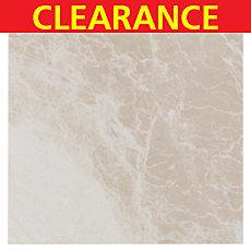 Clearance! Likya Beige Marble Tile