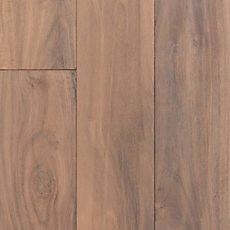 Bahiti Acacia Hand Scraped Tongue and Groove Engineered Hardwood