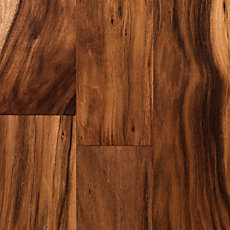 Aylana Acacia Hand Scraped Locking Engineered Hardwood