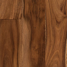 Aylana Acacia Hand Scraped Tongue and Groove Engineered Hardwood