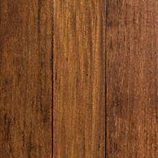 Brazilian Chestnut Natural Hand Scraped Engineered