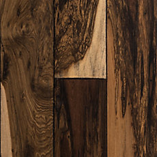 Brazilian Pecan Natural Hand Scraped with French Bleed Engineered Hardwood