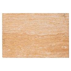 Scabas Brushed Unfinished Travertine Tile