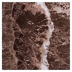 Dark Emperador Premium Marble Tile