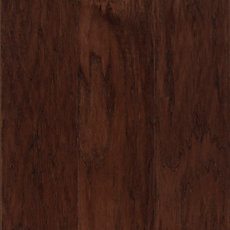 Coffee Hickory Locking Engineered Hardwood