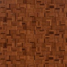 Mosaic Bamboo Butcher Block Island 6ft.