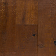 Century Natural Hickory High-Gloss Solid Hardwood