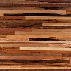 Wood countertops floor and decor for Wood floor knocking block