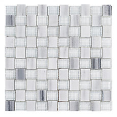 Seaspray Glass Mosaic