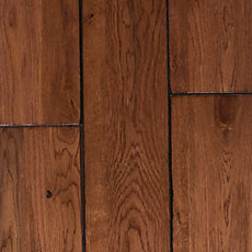 Villa Oak Solid Hardwood