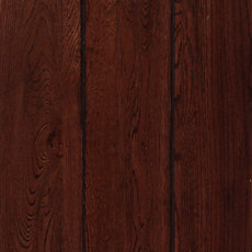 Burnt Umber Oak Solid Hardwood