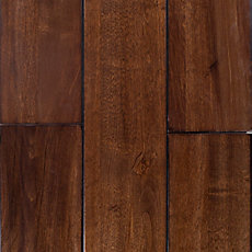 Mocha Birch Solid Hardwood