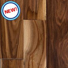 New! Tobacco Trail Hand Scraped Solid Hardwood