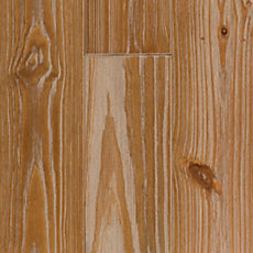 Pine Sands White Hand Scraped Solid Hardwood
