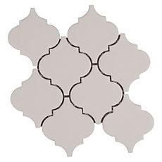 Villa Heirloom Linen Arabesque Porcelain Mosaic