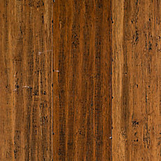 Eco Forest Agrestis Distressed Solid Stranded Locking Bamboo