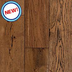New! Dorado Brown Oak Solid Hardwood