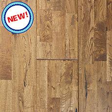 New! Heritage Oak Solid Hardwood