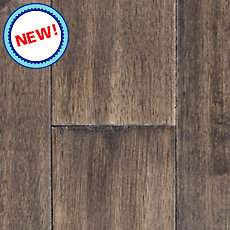 New! Hevea Sephora Gray Solid Hardwood
