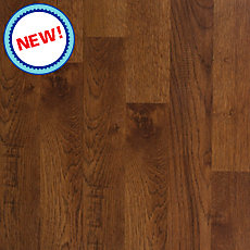 New! FairOaks Lynch Creek Hickory 2-Strip Laminate