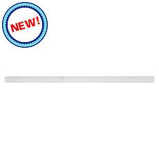 New! Carrara White Marble Pencil