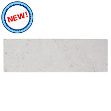 New! Fossil Brushed Limestone Tile