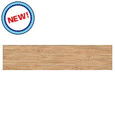 New! Hanover Oak Wood Plank Ceramic Tile